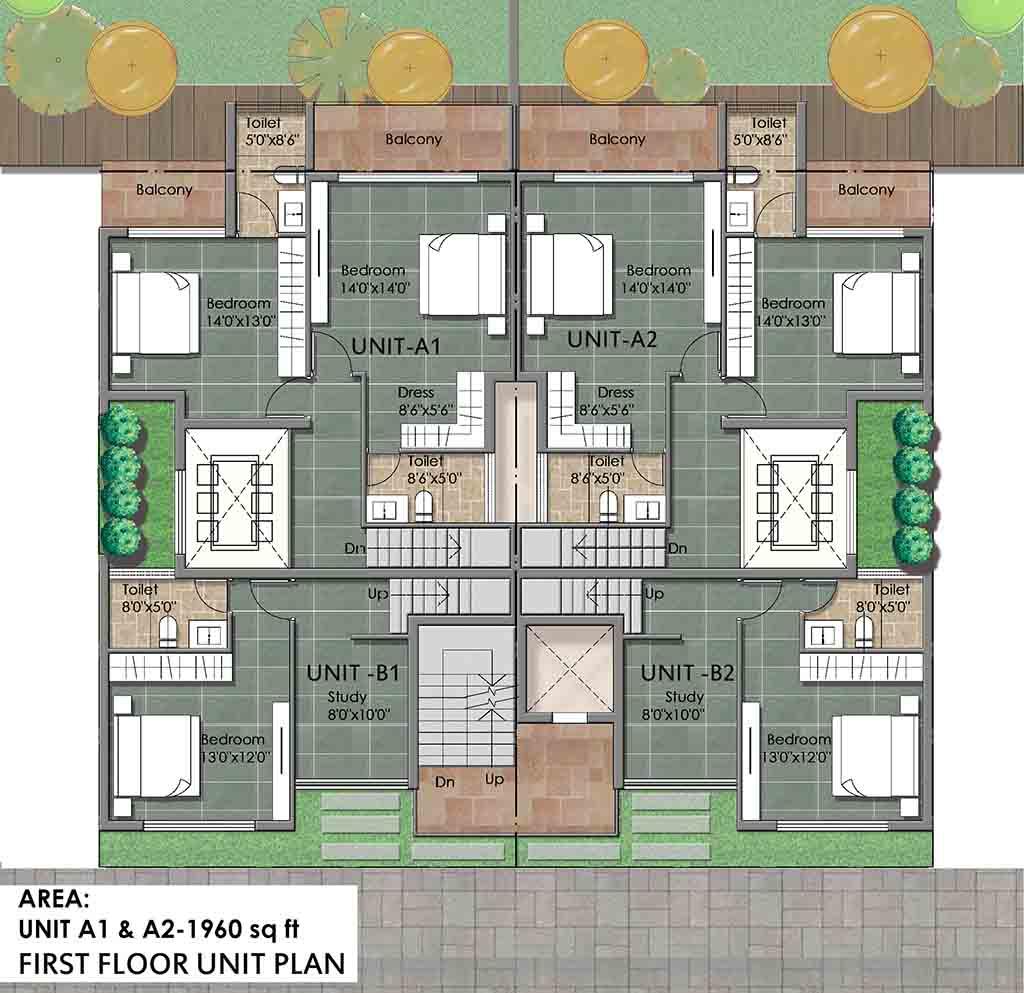 Jaisalmer Stone Elevation : Rareearth developers
